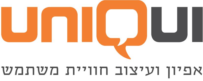 Logo יוניק יו איי Uniq UI