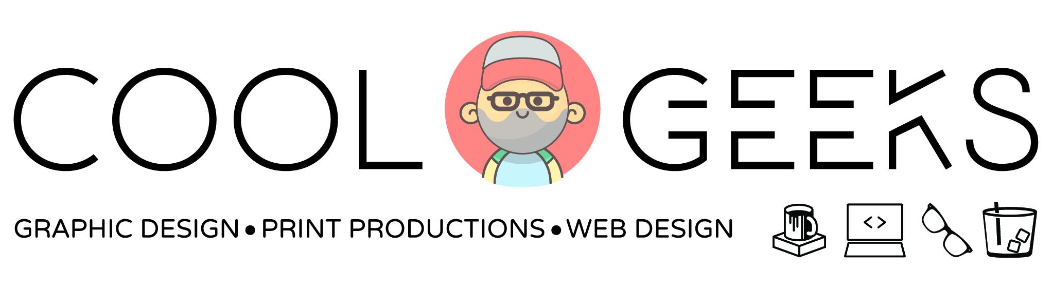 Logo cool geeks