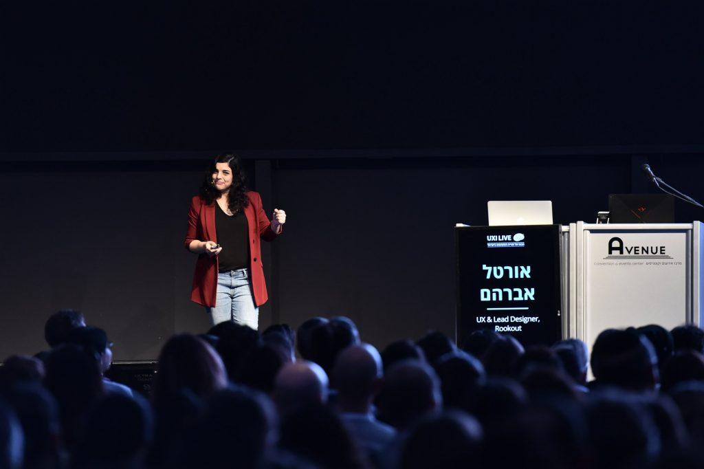 מניצוץ של רעיון אל הבמה: הדרך של המרצים ב-UXI Live